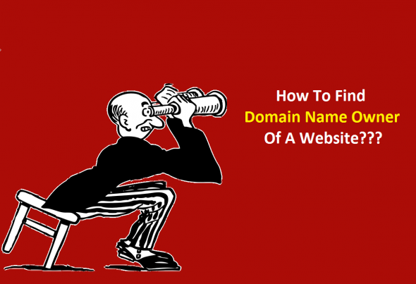 How to Find Domain Owner of a Website in 2 minutes